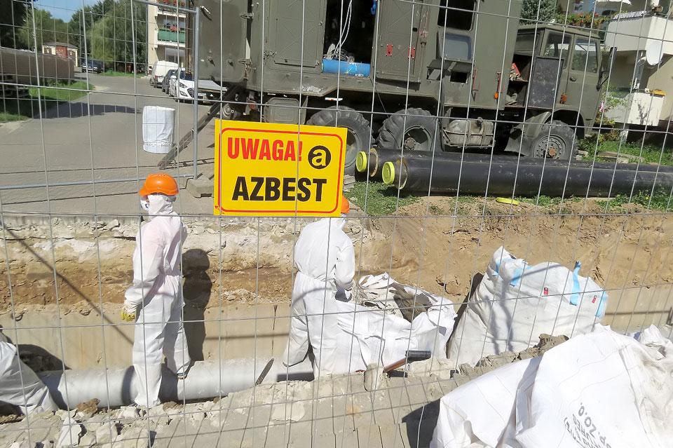 Produkcja, zastosowanie i bezpieczne usuwanie azbestu – Fachowiec Lubelski